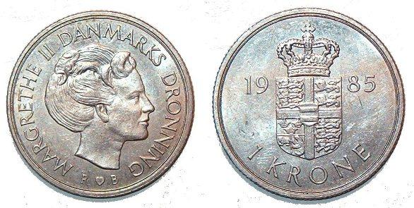 dronning margrethe 1